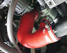 Image of vehicle hose